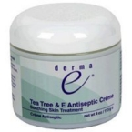 Derma E Tea Tree & E Cr�me (1x4 Oz)