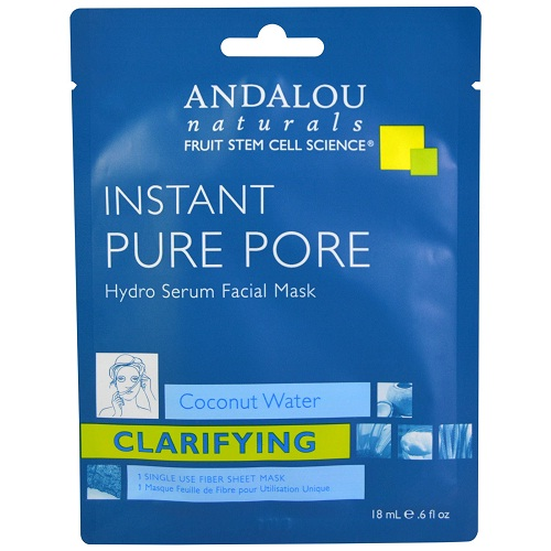 Andalou Naturals Instant Pure Pore Face Mask (6x0.6 FZ)