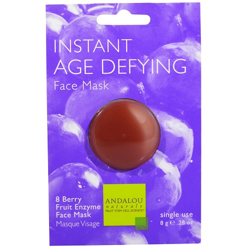 Andalou Naturals Instant Age Defying Face Mask (6x0.28 OZ)