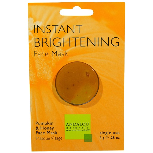 Andalou Naturals Instant Brightening Face Mask (6x0.28 OZ)