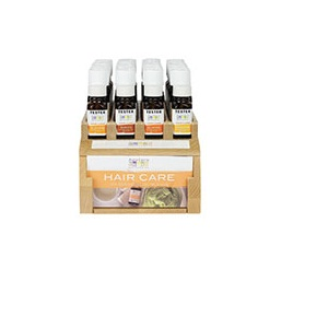Aura Cacia DIY Hair Care Blend Display (1x24 CT)
