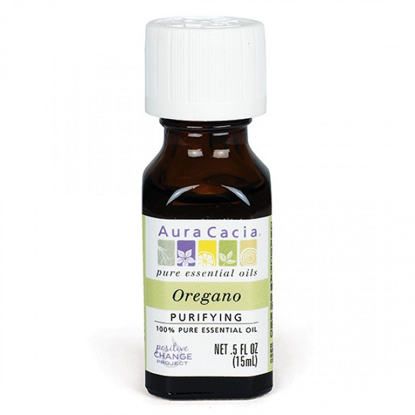 Aura Cacia Oregano Essential Oil (1x.50 FZ)