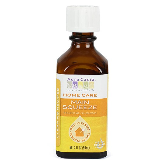 Aura Cacia Main Squeeze Essential Oil Blend (1x2 FZ)