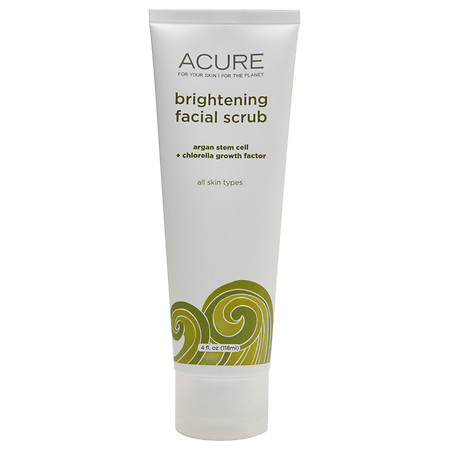 Acure Brightening Facial Scrub (1x4 FL)