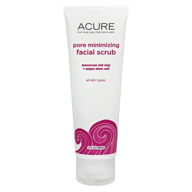 Acure Organics Pore Minimizing Facial Scrub (1x4 FZ)