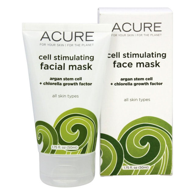 Acure Cell Stimulating Facial Mask (1x1.75 FZ)
