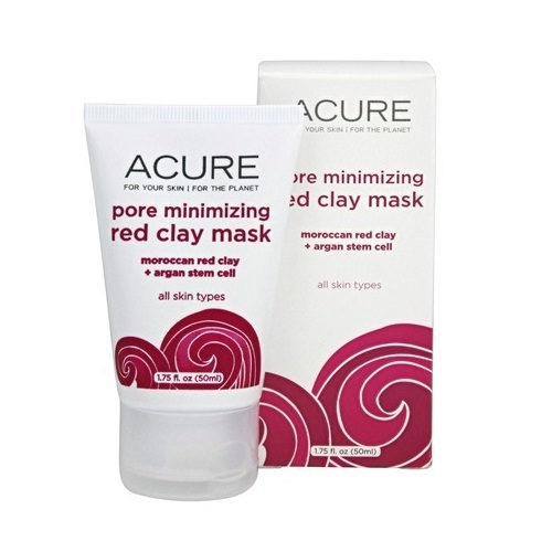Acure Pore Minimizing Red Clay Mask (1x1.75 FZ)