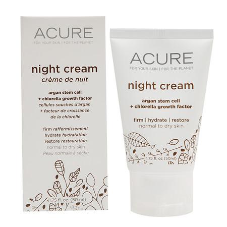 Acure Organics Night Cream (1x1.75 FZ)