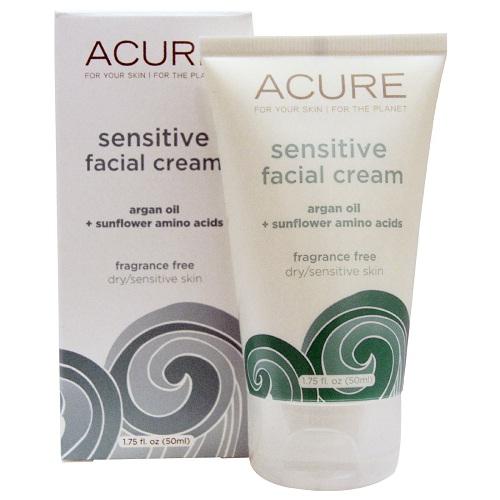 Acure Sensitive Facial Cream (1x1.75 FZ)