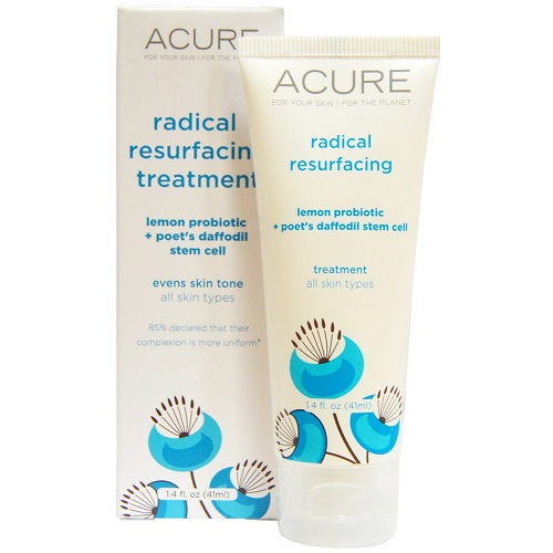 Acure Radical Resurfacing Lotion (1x1.4 FZ)