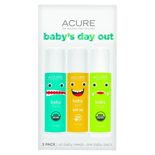 Acure Organics Baby's Day Out Kit  (1xKIT)