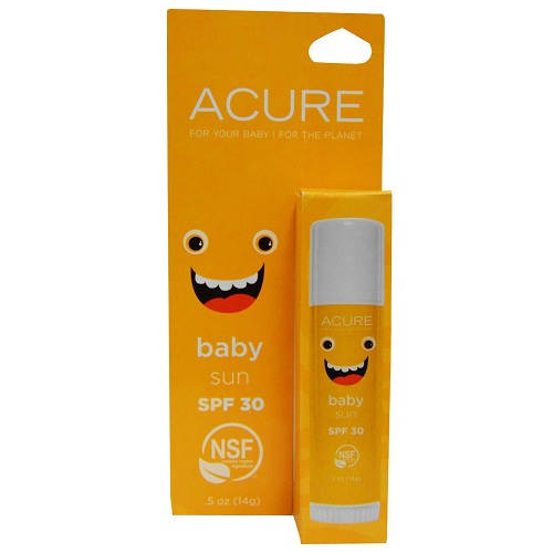 Acure Baby Sunscreen SPF 30 (1x1.75 FZ)