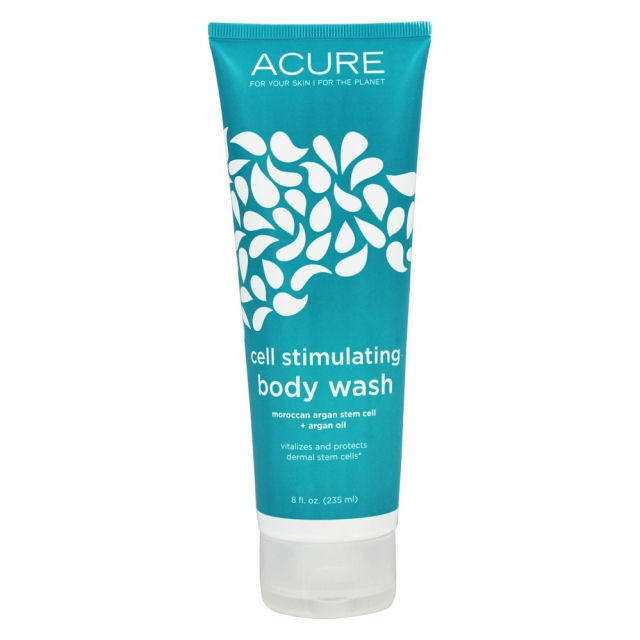 Acure Cell Stimulating Body Wash (1x8 FZ)