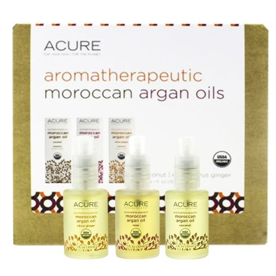 Acure Aromatherapeutic Argan Oil Trio Set (1xKIT)