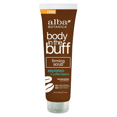 Alba Firming Scrub Body in the Buff Espresso & Coffee Beans (1x9 OZ)