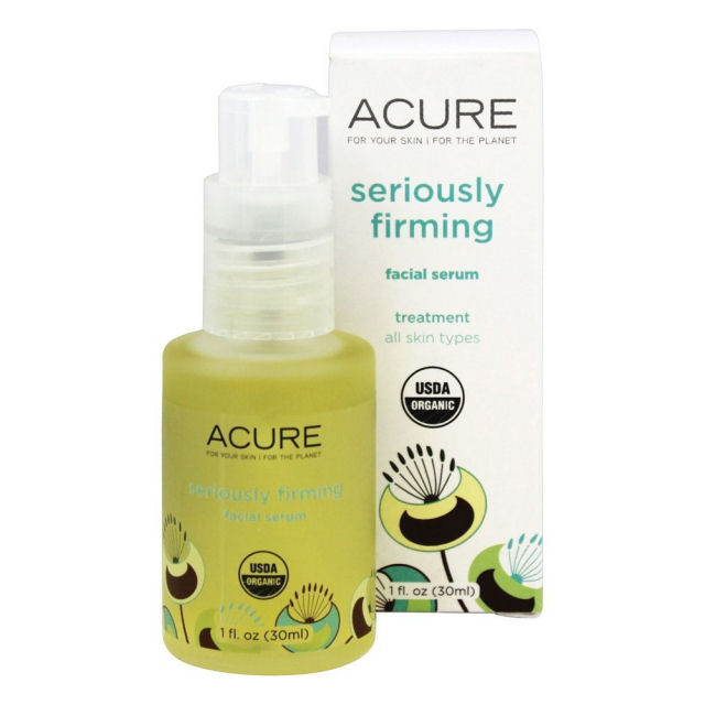 Acure Organics Seriously Firming Serum (1x1 FZ)