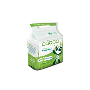 Caboo Baby Wipes (6x216 CT)
