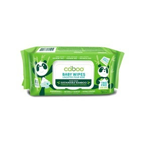 Caboo Baby Wipes (16x72 CT)