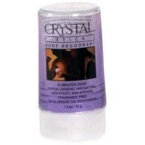 Crystal Deodorant Crystal Body Travel Stick (1x1.5 Oz)