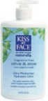 Kiss My Face Olive & Aloe Moisturizer Fragrance Free (1x16 Oz)