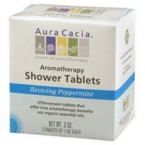 Aura Cacia Peppermint Shower Tabs (1x.3 Oz)