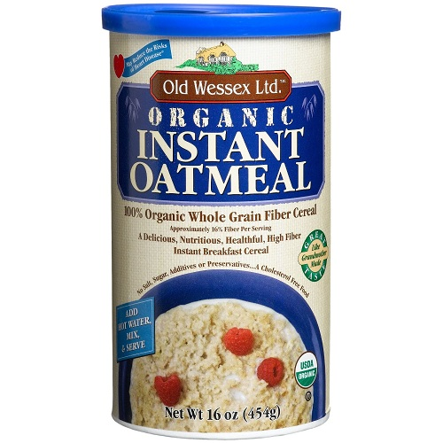 Old Wessex Instant Oatmeal (6x16 Oz)