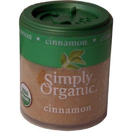 Simply Organic Mini Ground Cinnamon (6x.67 Oz)
