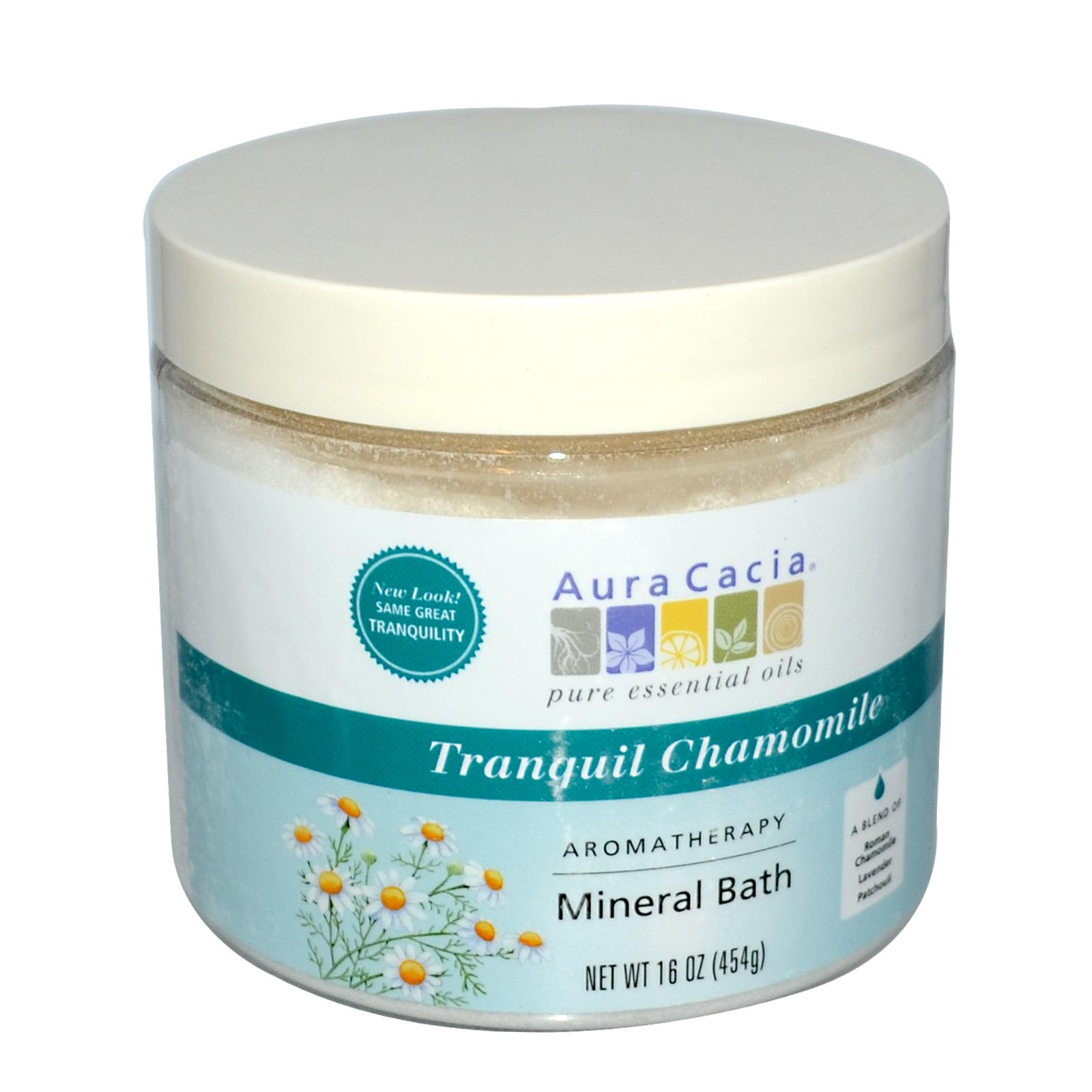 Aura Cacia Tranquility Mineral Bath Chamomile (1x16 Oz)