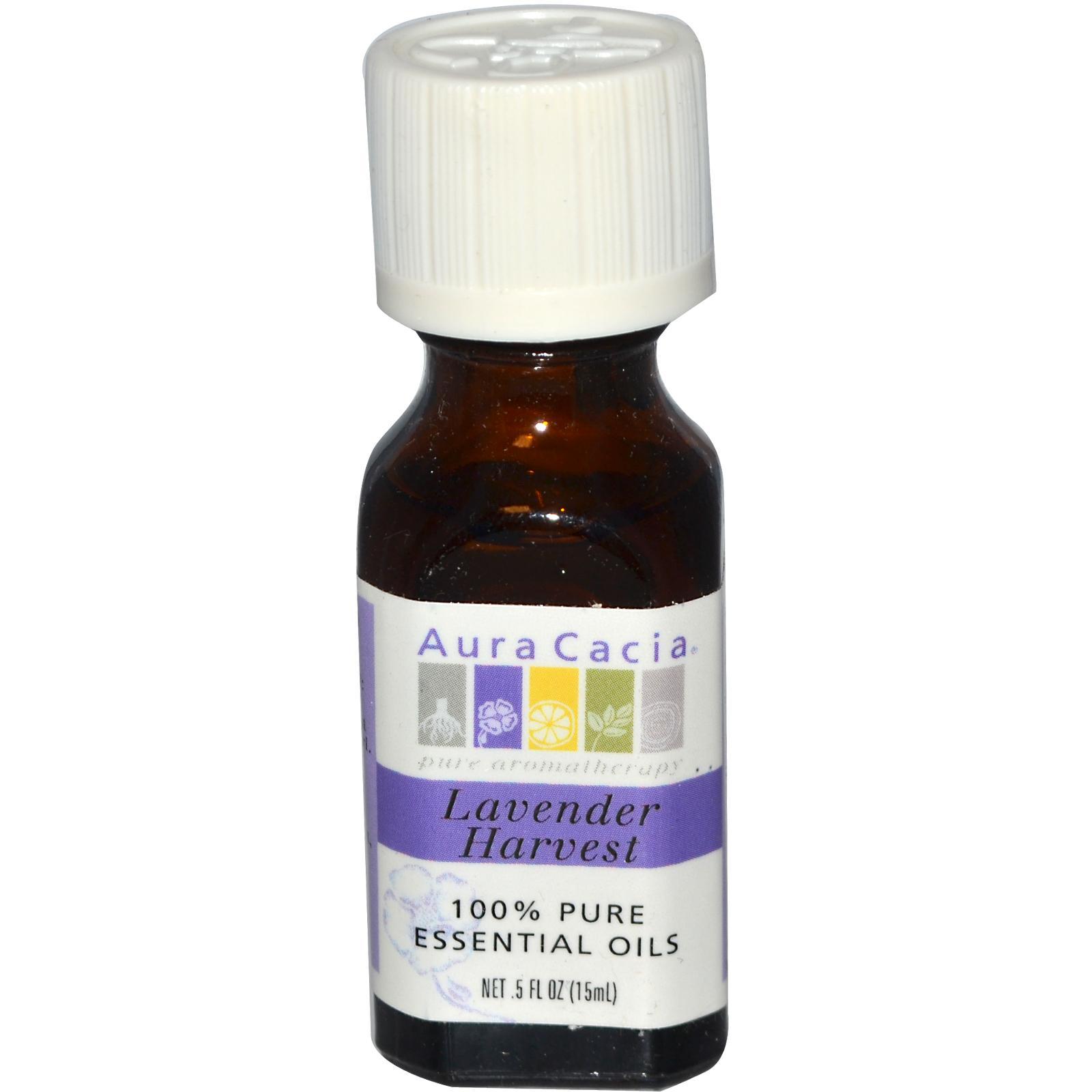 Aura Cacia Lavender Essential Oil (1x2Oz)