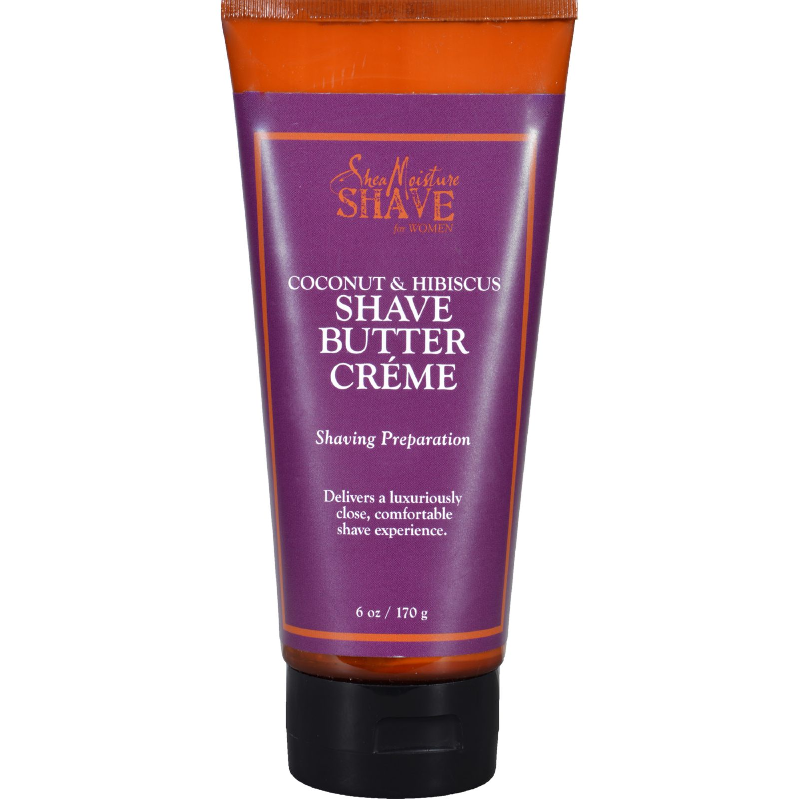 SheaMoisture Shave Butter Creme  Coconut and Hibiscus  Women  6 oz