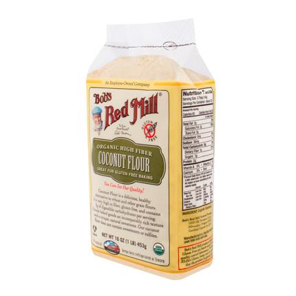 Bob's Coconut Flour ( 4x16 Oz)