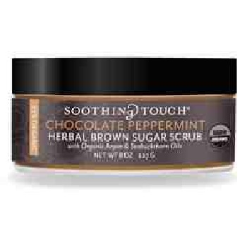 Soothing Touch Brown Sugar, ChocxPeppermint (1x8 OZ)