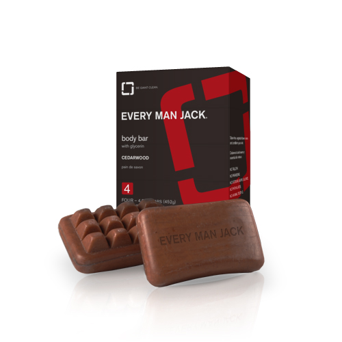 Every Man Jack Bar, Cedarwood (7 OZ)