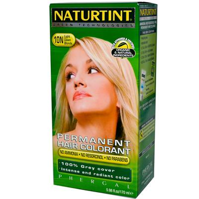 Naturtint 10n Light Dawn Blonde Hair Color (1xKit)