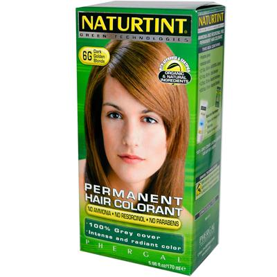 Naturtint 6g Dark Golden Blonde Hair Color (1xKit)