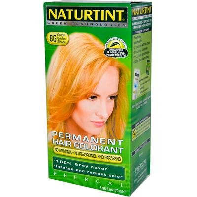 Naturtint 8g Sandy Golden Blonde Hair Color (1xKit)