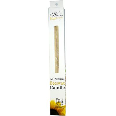Wally's Beeswax Ear Candle (1x2 PK)