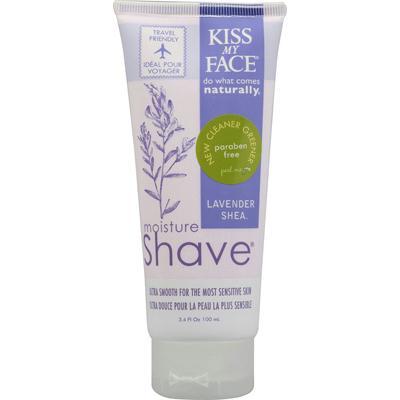 Kiss My Face Lavender Shave Lotion (1x3.4 Oz)
