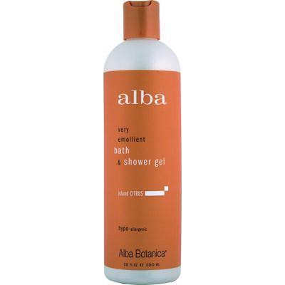 Alba Botanica Island Citrus Body Bath (1x12 Oz)