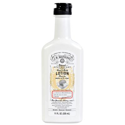 J.R. Watkins Milk & Honey Hand and Body Lotion (1x11 Oz)