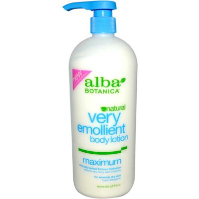 Alba Botanica Very Emollient Dry Body Lotion (1x32 Oz)