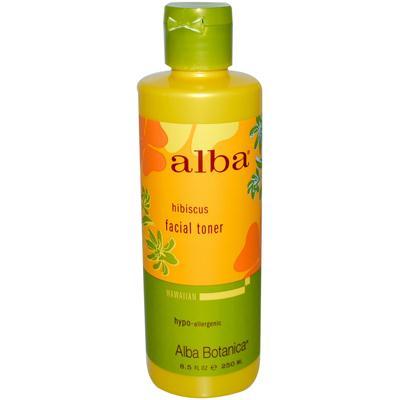 Alba Botanica Hibiscus Facial Toner (1x8.5 Oz)