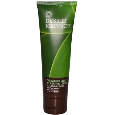 Desert Essence Thoroughly Clean Oil Control Lotion (1x4 Oz)