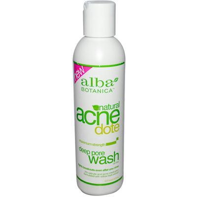 Alba Botanica Acnedote Deep Pore Wash (1x6 Oz)