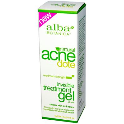 Alba Botanica Acnedote Treatment Gel (1x.5 Oz)