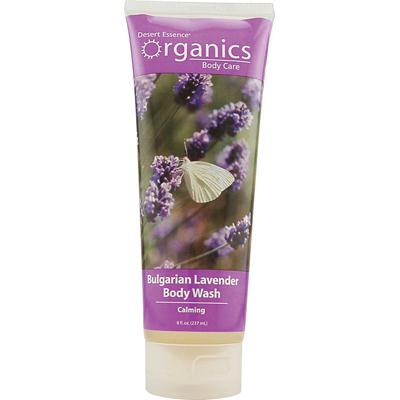 Desert Essence Bulgarian Lavender Body Wash (1x8 Oz)