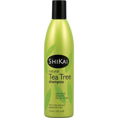 Shikai Tea Tree Shampoo (1x12 Oz)
