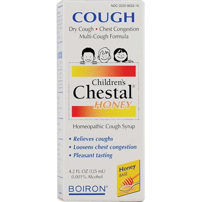 Boiron Chestal for Children (1x4.2 Oz)