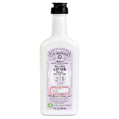 J.R. Watkins Lavender Hand and Body Lotion (1x11 Oz)