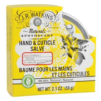 J.R. Watkins Lemon Hand & Cuticle Salves (1x2.1 Oz)